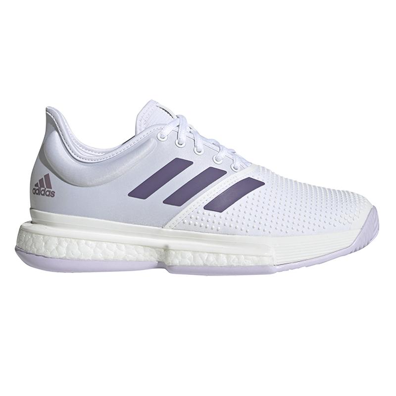 Adidas Womens SoleCourt All Court Tennis Shoe (2020)