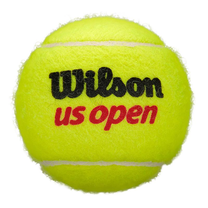 6 TUBES WILSON US OPEN TENNIS BALLS 24 BALLS